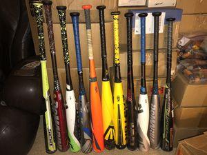 Hot baseball bats for Sale in Garden City, MI