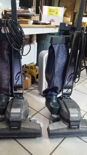 Kirby self propelled vacuums for Sale in Mount Plymouth, FL