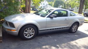 2006 Ford Mustang 63000 miles, 5sp for Sale in Belmont, MA