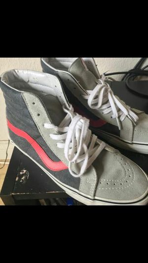 Vans sk8 hi size 11 for Sale in San Diego, CA