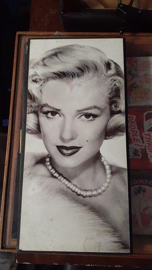 Marilyn Monroe picture. for Sale in Wichita, KS
