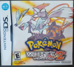Pokemon White 2 CIB for Sale in Royal Oak, MI