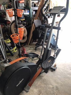 Nordictrak cxt990 elliptical for Sale in Port St. Lucie, FL