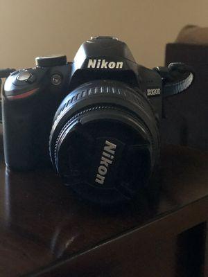 Nikon D3200 for Sale in North Las Vegas, NV