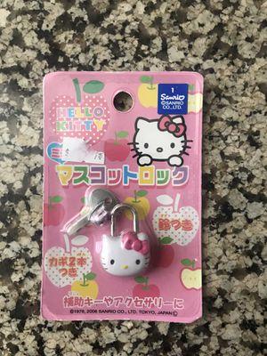 Hello kitty Lock for Sale in Irvine, CA