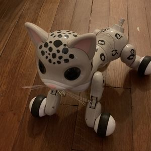 Zoomer Kitty Spin Master Interactive Robot Cat Robo Kitty for Sale in Mount Rainier, MD