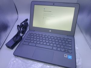 HP chromebook 11 G6 EE (NEW) for Sale in Glendale Heights, IL