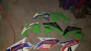 Dirt bike Plastics for Sale in Klamath Falls, OR