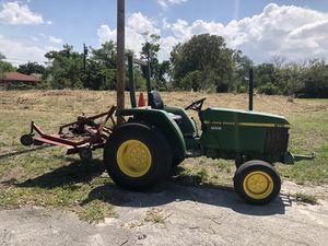 John Deere 870 Diesel Tractor Well Maintained for Sale in Hialeah, FL