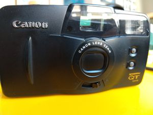 Canon Snappy QT Date 35mm Lens 32mm Snap & Shoot (untested) for Sale in Buckley, WA