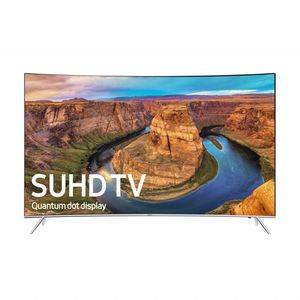Samsung SUHD 49in Curved tv for Sale in Harrison, NJ