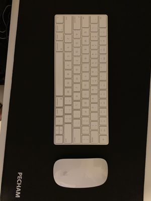 Apple Magic Mouse 2 and Magic Keyboard 2 for Sale in Gardena, CA