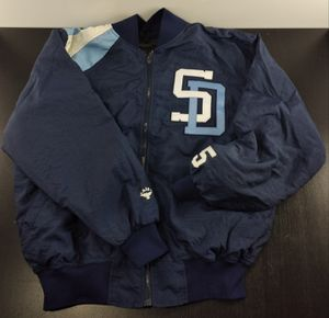 San Diego Padres Zip Up Parka for Sale in Lakeside, CA