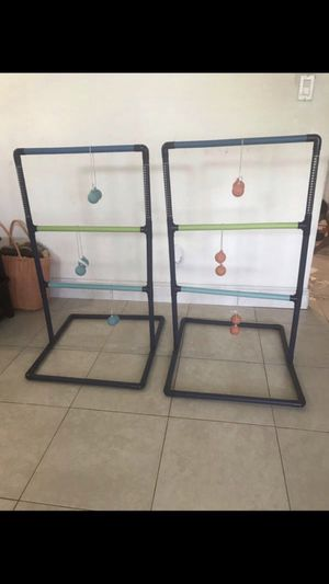 Golf Toss Set for Sale in Fort Lauderdale, FL