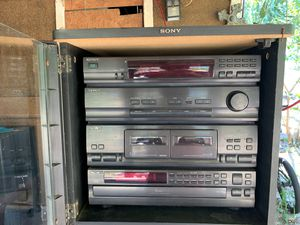 Sony stereo system for Sale in Orlando, FL