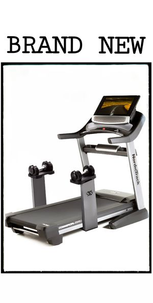 100% NEW ! 🌟 $1000 OFF 💥 BRAND NEW 🌟 FREE DELIVERY NordicTrack Commercial 2450 15 INCH Touchscreen Treadmill Treadmills / iFit Coach 1 Year ! for Sale in Las Vegas, NV