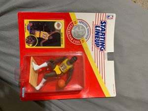 NBA 1991 Starting Lineup Magic Johnson Action Figure for Sale in Oregon City, OR