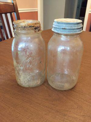 Vintage Mason Jars for Sale in Centreville, VA