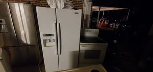 Kenmore fridge and stove for Sale in Cumberland, VA