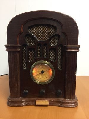 Antique radio cassette for Sale in Washington, DC