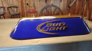 Pool table light for Sale in Orlando, FL