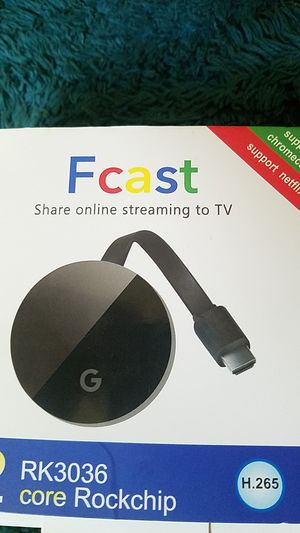 Fcast streaming for Sale in Lockport, IL