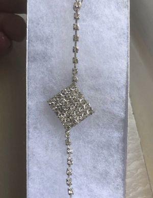 diamond embellished bracelet brand new for Sale in West Haven, CT