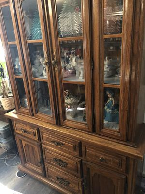 Antique China Cabinet for Sale in San Leandro, CA