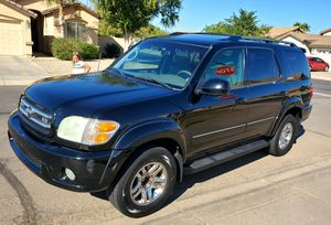 2005 Toyota Sequoia Limited for Sale in Gilbert, AZ