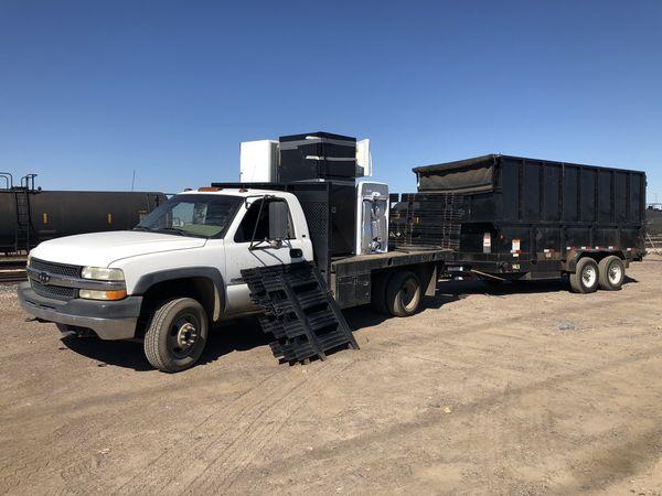 2018 dump trailer