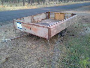 6x8 utility trailer for sale for Sale in Pasco, WA