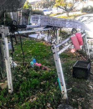 Aluminum boat loader/rack for 0 for Sale in Lemon Grove, CA