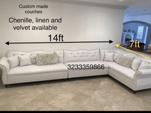 $999 brand new tufted sectional sofa for Sale in Glendale, CA