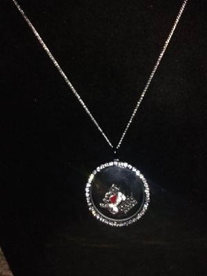 I Love my Puppy/Dog charms Necklace for Sale in Wichita, KS