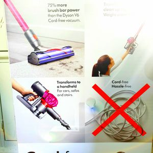 The Dyson V7 Motorhead vacuum cleaner. for Sale in Westminster, CA