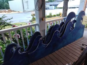 Four Drama production foam waves for Sale in Everett, WA