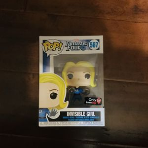Invisible Girl (GameStop Exclusive) Funko pop for Sale in Los Angeles, CA