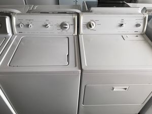 Kenmore washer dryer set for Sale in West Palm Beach, FL