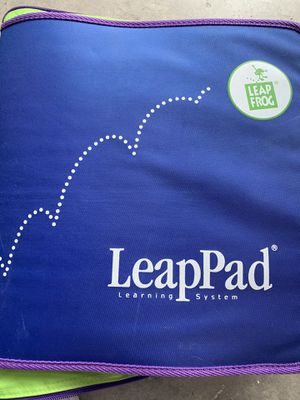 Leapfrog LeapPad. Good condition. Still works like new. 16games and 14 books for Sale in Port St. Lucie, FL