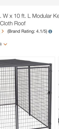 Large Dog Kennel 10x6ft for Sale in Stockton,  CA