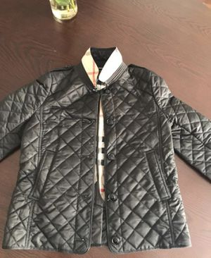 Burberry Jacket Girls Size 14Y for Sale in Clayton, MO