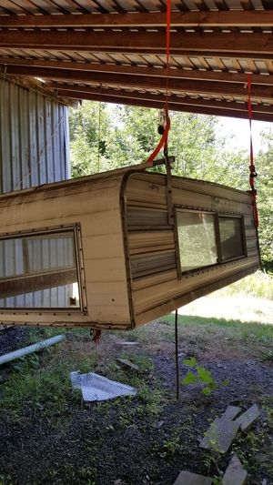 Vintage Truck shell / Conopy for Sale in Sweet Home, OR