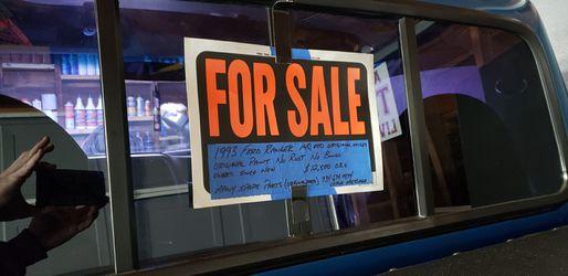 1993 Ford Ranger XLT for Sale in Southgate,  MI