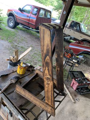Wooden guitar stand for Sale in Tyler, TX