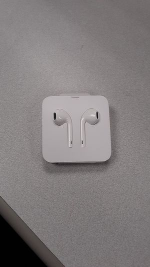 iPhone ear buds for sale 10 bucks never used still in packaging for Sale in Rochester, MN