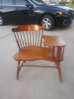 Antique phone bench for Sale in Ontario, CA