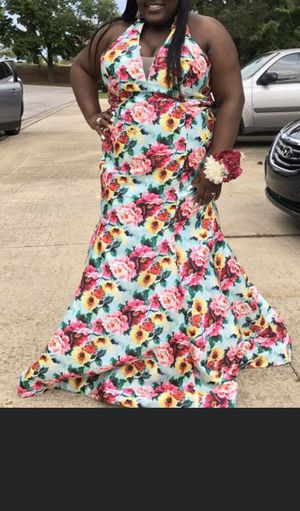 Prom dress size 24 for Sale in Irmo, SC