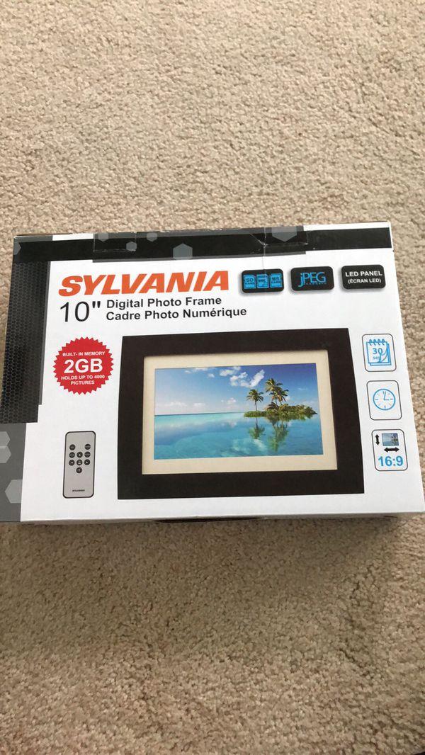 Digital picture frame