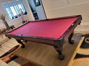 2014 contender pool table for Sale in Abilene, TX