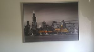 Chicago Framed picture for Sale in Mesa, AZ